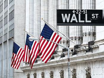 Phố Wall trái chiều, S&P 500, Dow Jones tăng phiên thứ ba liên tiếp