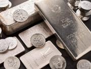 Các mặt hàng kim loại quý đồng loạt suy yếu