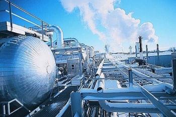 Giá khí tự nhiên bật tăng mạnh trong phiên 25/10