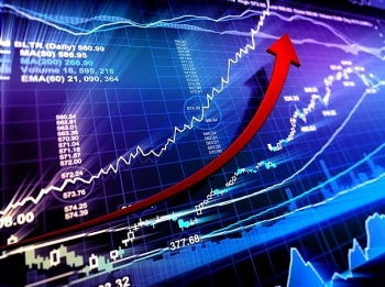 Các chỉ số chứng khoán thế giới tiếp tục tăng điểm dù mức tăng không lớn