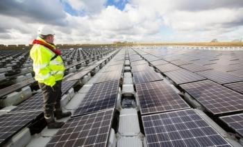 Ngày xanh nhất trong hệ thống điện của nước Anh