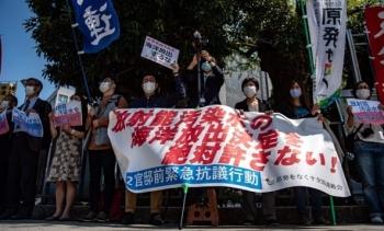 Nhật Bản quyết định xả nước ô nhiễm ra biển: Trung - Hàn phản đối, Mỹ ủng hộ