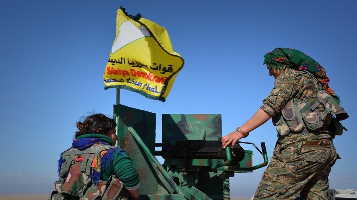 SDF phát hiện một nơi ẩn náu của ISIS chứa đạn dược và vũ khí