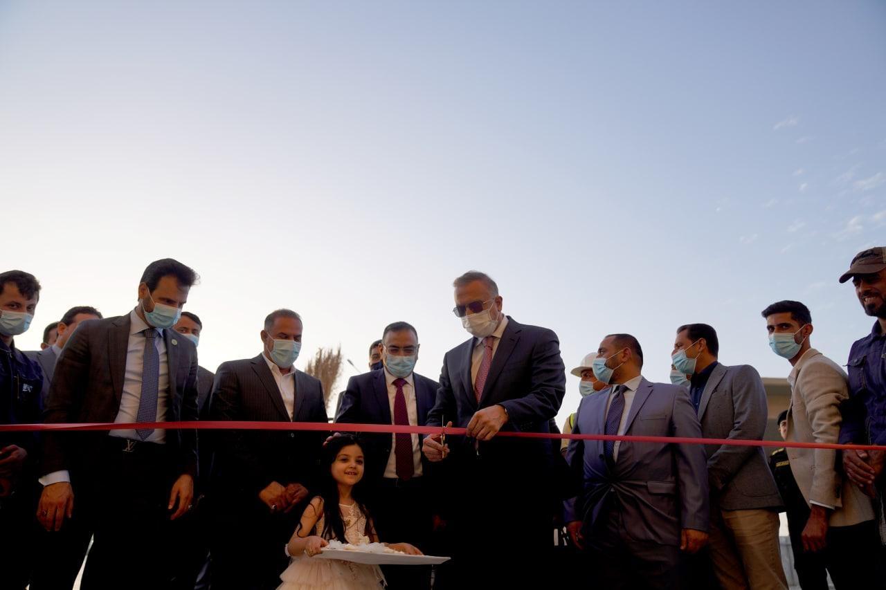 Iraq khánh thành nhà máy điện GE-Enka