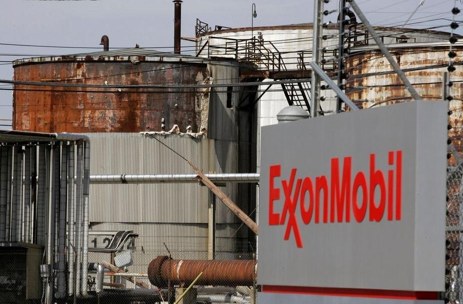 Exxon đứng đầu ước tính thu nhập quý I năm 2021