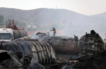 Afghanistan: Cháy hàng loạt xe chở dầu khiến 7 người chết, 14 người bị thương