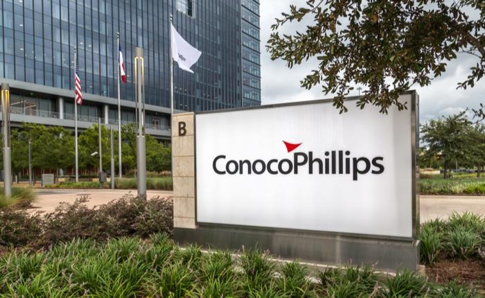 Doanh thu và hoạt động quý I của ConocoPhillips