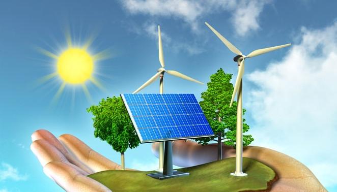 Sử dụng năng lượng xanh là cách để cứu Trái đất