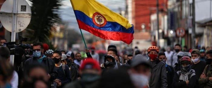 Colombia: Ngành công nghiệp dầu mỏ đang tuyệt vọng vì các cuộc biểu tình