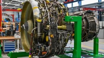 Phát triển động cơ máy bay năng lượng sạch