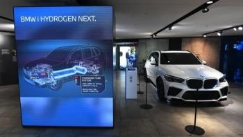 BMW thử nghiệm ô tô chạy pin nhiên liệu hydro