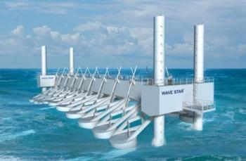 Scotland: Thiết bị năng lượng sóng đạt mốc quan trọng