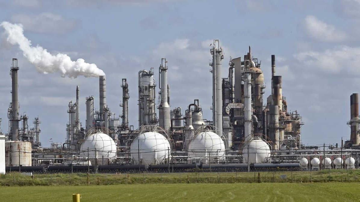 Chứng khoán năng lượng khí đốt tự nhiên tăng trưởng mạnh
