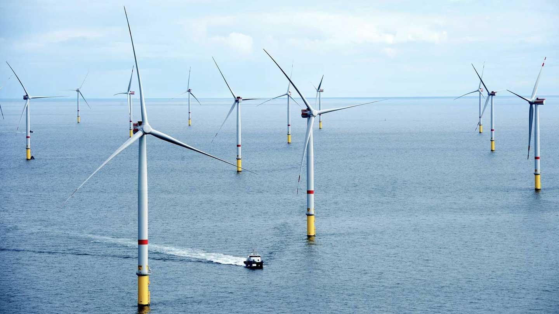 Anh cho thuê hai địa điểm gió nổi ở Biển Celtic