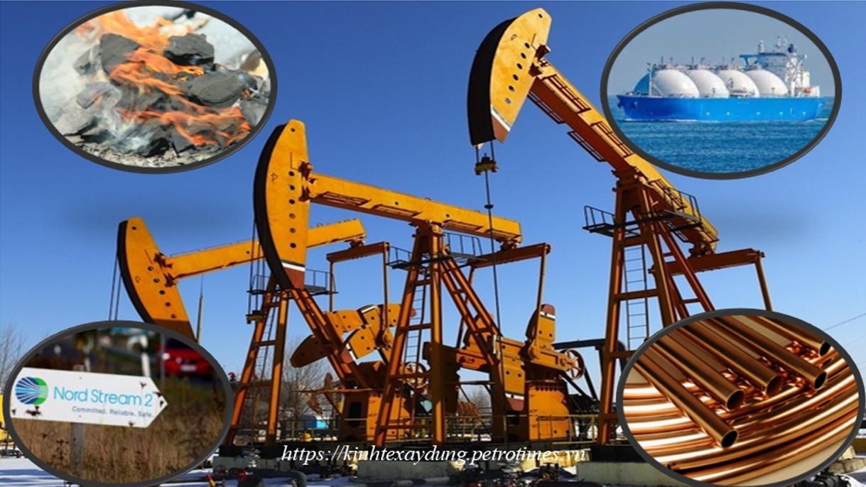 Các điểm nhấn đánh dấu sự phục hồi mạnh mẽ của ngành năng lượng