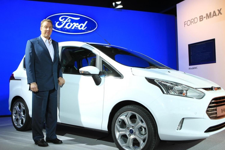 Tầm nhìn của Bill Ford về ngành công nghiệp ô tô