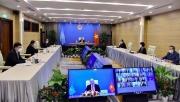 Chủ tịch nước Nguyễn Xuân Phúc dự phiên Thảo luận mở Cấp cao trực tuyến về Hợp tác giữa Liên hợp quốc và Liên minh Châu Phi