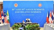 Lễ chuyển giao cương vị Chủ tịch ASEAN năm 2022 cho Vương quốc Cam-pu-chia