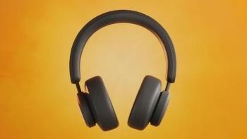 Tai nghe chống ồn không dây sử dụng năng lượng mặt trời