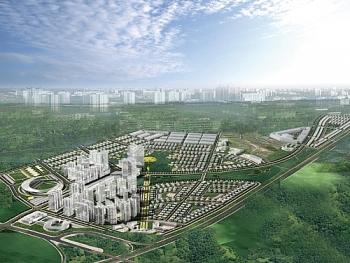 Kinh Bắc được cấp giấy chứng nhận đầu tư cho dự án được giao đất trước đó hàng chục năm