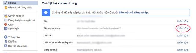 Cách đơn giản rút gọn link Facebook cá nhân nhanh chóng