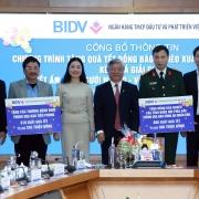 BIDV dành 30 tỷ đồng tặng quà tết cho người nghèo