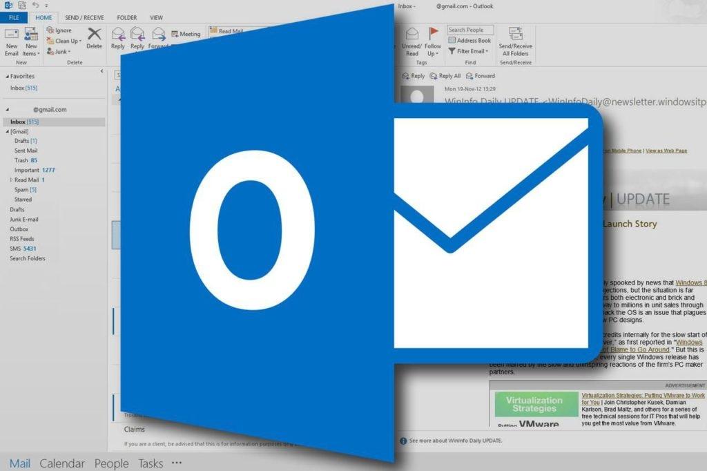 Outlook là gì và làm thế nào để dùng được Outlook