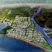 Thanh Hóa:  Lập quy hoạch phân khu F, H tỷ lệ 1/2000 Khu công nghiệp công nghệ cao, Khu đô thị mới,TP. Sầm Sơn
