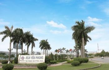 Bắc Ninh thành lập 4 khu công nghiệp trên địa bàn tỉnh