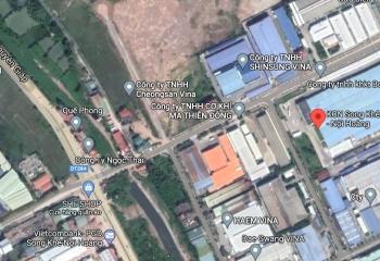 Bắc Giang phê duyệt điều chỉnh cục bộ Quy hoạch chi tiết xây dựng CCN Nội Hoàng