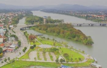 Mở rộng địa giới thành phố Huế