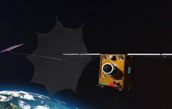 Trung Quốc phóng nguyên mẫu robot dọn rác không gian