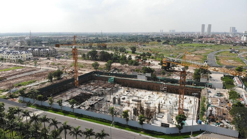 Dự án An Lạc Green Symphony bị phạt 40 triệu đồng: Cần nâng cao mức phạt công trình không phép