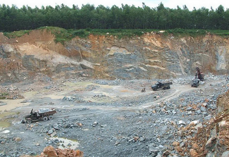 Đồng Nai: Chuyển mục đích sử dụng hơn 14,6ha đất để khai thác đá xây dựng