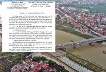 Quy hoạch phân khu đô thị sông Đuống: Những khu vực dân cư nào phải di dời?