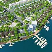 Phú Yên: Đấu thầu, lựa chọn nhà đầu tư Khu đô thị Ngọc Lãng nằm giữa 2 con sông