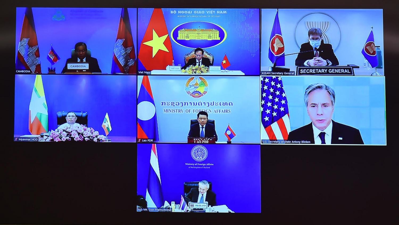 Hội nghị Bộ trưởng quan hệ đối tác Mekong - Mỹ lần thứ hai