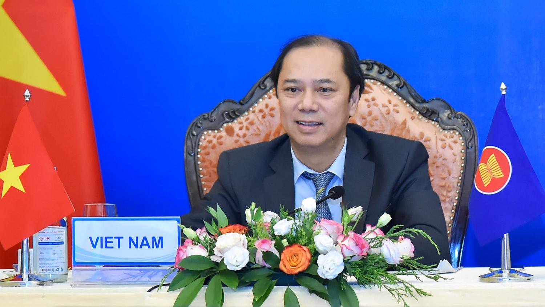 Hội nghị Bộ trưởng Ngoại giao ASEAN - Nga