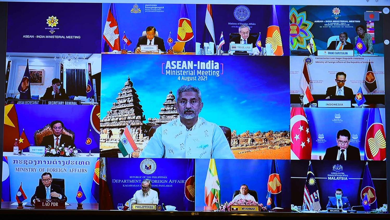 Hội nghị Bộ trưởng Ngoại giao ASEAN - Ấn Độ