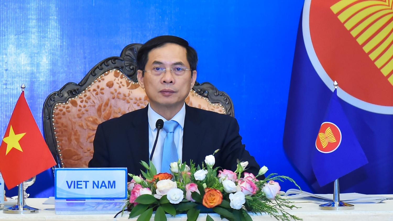 Hội nghị Bộ trưởng Ngoại giao Cấp cao Đông Á lần thứ 11
