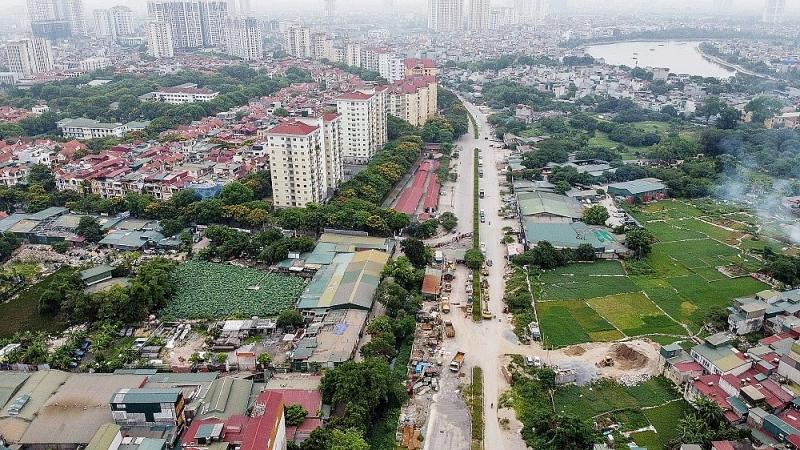 Hà Nội: Phê duyệt dự án đầu tư xây dựng đường nối Vành đai 2,5 tới UBND phường Hoàng Văn Thụ