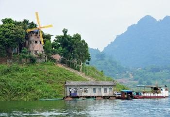 Hòa Bình công bố Quy hoạch chung xây dựng Khu du lịch Quốc gia Hồ Hòa Bình đến năm 2035
