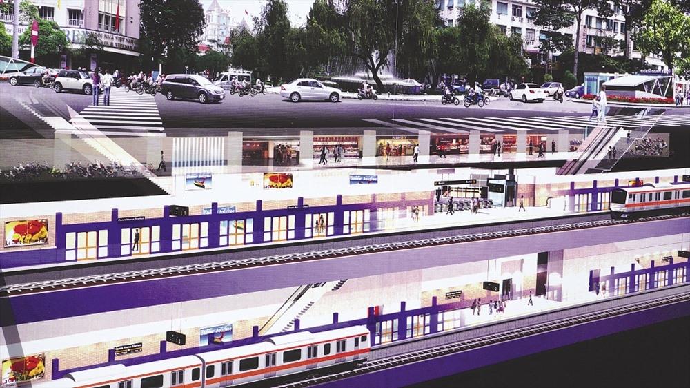 Nan đề cho đô thị ngầm TP HCM