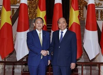 Chủ tịch nước Nguyễn Xuân Phúc sẽ điện đàm với Thủ tướng Nhật Bản