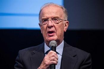 Điện chia buồn cựu Tổng thống Bồ Đào Nha từ trần