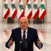 Điện mừng tân Thủ tướng Lebanon
