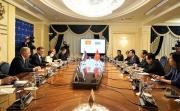Các hoạt động của Bộ trưởng Ngoại giao Bùi Thanh Sơn trong chuyến thăm chính thức Liên bang Nga