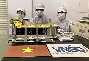 Tạm hoãn phóng vệ tinh NanoDragon của Việt Nam lên quỹ đạo