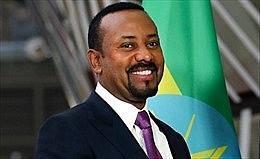 Điện mừng Thủ tướng Ethiopia