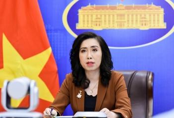 Họp báo thường kỳ của Bộ Ngoại giao ngày 07/10/2021